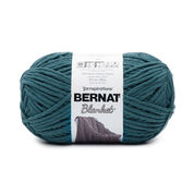 Go to Product: Bernat Blanket Yarn (300g/10.5 oz), Dark Teal in color Dark Teal