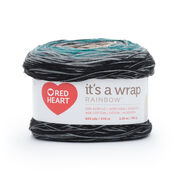 Go to Product: Red Heart It's a Wrap Rainbow Yarn in color Couture