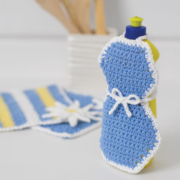 Lily Sugar'n Cream Soapy Apron in color