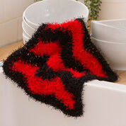 Go to Product: Red Heart Chevron Dish Scrub in color
