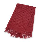 Go to Product: Bernat Bramble Stitch Knit Blanket in color