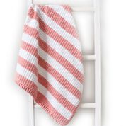 Go to Product: Bernat Fruity Stripes Crochet Baby Blanket in color