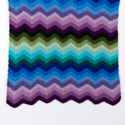 Go to Product: Red Heart Radiating Ripple Throw, S in color