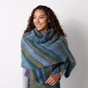 Go to Product: Bernat Shifting Colors Crochet Shawl in color