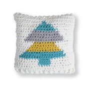 Go to Product: Bernat Cozy Crochet Tree Pillow in color