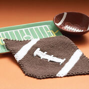 Go to Product: Lily Sugar'n Cream Touchdown Dishcloth in color