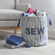 Dual Duty Sewing Basket...Supersized