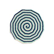 Go to Product: Bernat Galaxy Swirl Crochet Baby Blanket in color