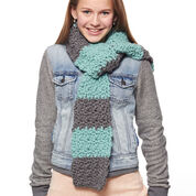 Go to Product: Bernat Beginner Scarf, Solid in color