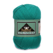 Phentex Worsted Yarn, Emerald