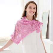 Aunt Lydia's Summer Day's Shawl