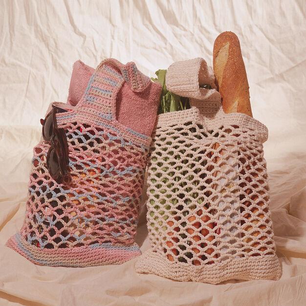 Bernat String Market Bag