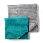 Caron Crochet Snuggle Pet Blanket, Cat