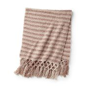 Go to Product: Bernat Knotted Fringe Knit Blanket in color