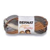 Bernat Softee Chunky Ombres Yarn (80g/2.8oz)