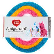 Red Heart Amigurumi Yarn, Llama