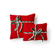 Go to Product: Red Heart Gift Pillows, Small Pillow in color
