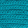 Lily Sugar'n Cream Super Size Yarn, Mod Blue in color Mod Blue