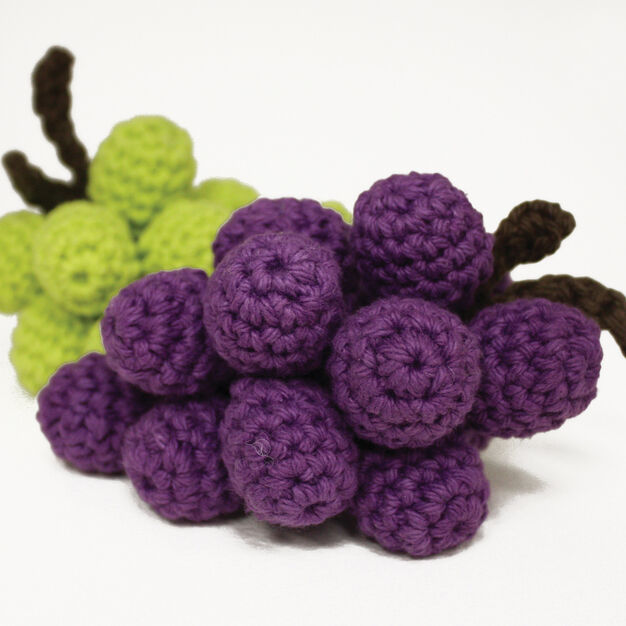 Lily Sugar'n Cream Grapes, Green