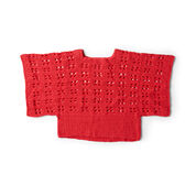 Go to Product: Red Heart Clementine Chic Sweater, XS in color