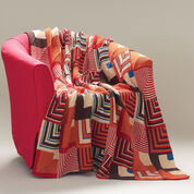 Go to Product: Caron Southwest Geometric Blanket in color