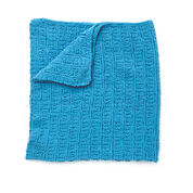 Go to Product: Bernat Waffle Stitch Throw in color