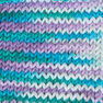 Lily Sugar'n Cream Cone Yarn (400g/14 oz), Beach Ball Blue Ombre in color Beach Ball Blue Ombre Thumbnail Main Image 4}