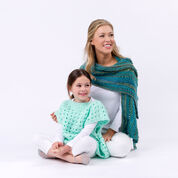 Go to Product: Red Heart Simply Stated Child Poncho, 2 yrs in color
