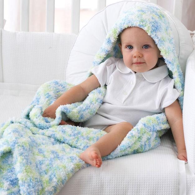 Bernat Blanket with Hood