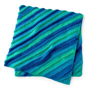 Go to Product: Red Heart Shore to Shore Knit Blanket in color