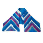Go to Product: Caron Chevron Strip Crochet Shawl in color