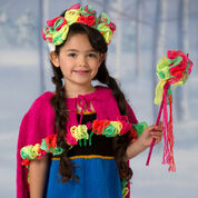 Go to Product: Red Heart Flower Princess Tiara and Wand in color