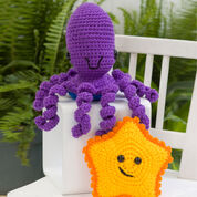 Go to Product: Red Heart Octopus & Starfish in color