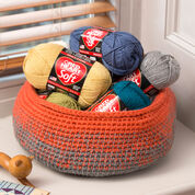 Go to Product: Red Heart Glowing Embers Basket in color