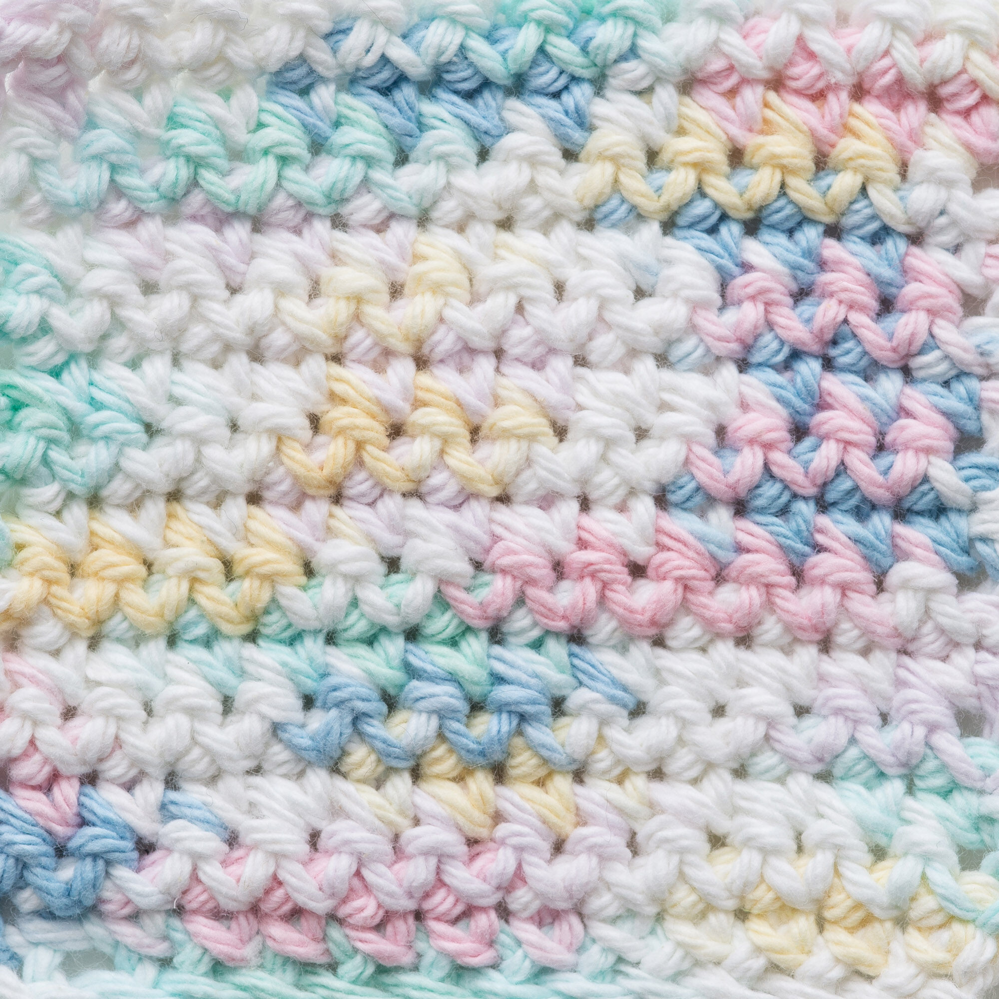 Lily Sugar/'n Cream Cotton Yarn PASTEL COLORS