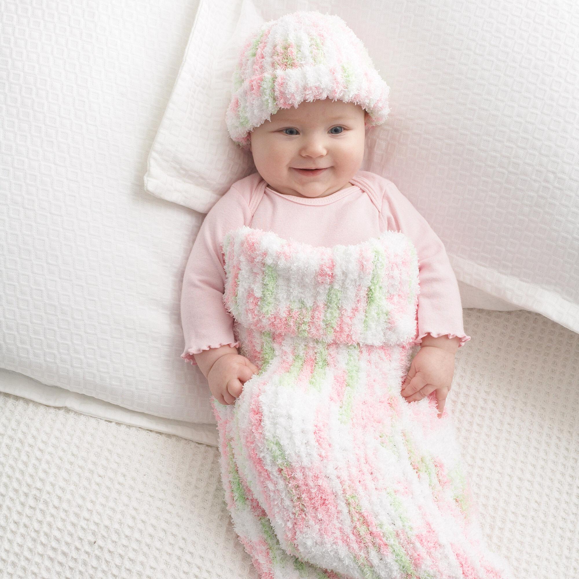 Bernat Knit Baby Cocoon | Yarnspirations