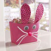 Coats & Clark Easter Bunny Basket