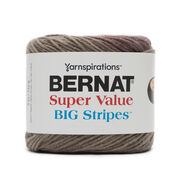 Go to Product: Bernat Super Value Big Stripes Yarn, Shifting Sands in color Shifting Sands