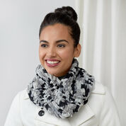Red Heart Quick One-Ball Cowl