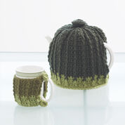 Patons Coffee Tea or Me Crochet Sets