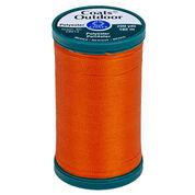 Go to Product: Coats & Clark Outdoor Thread 200 yds, Tangerine in color Tangerine