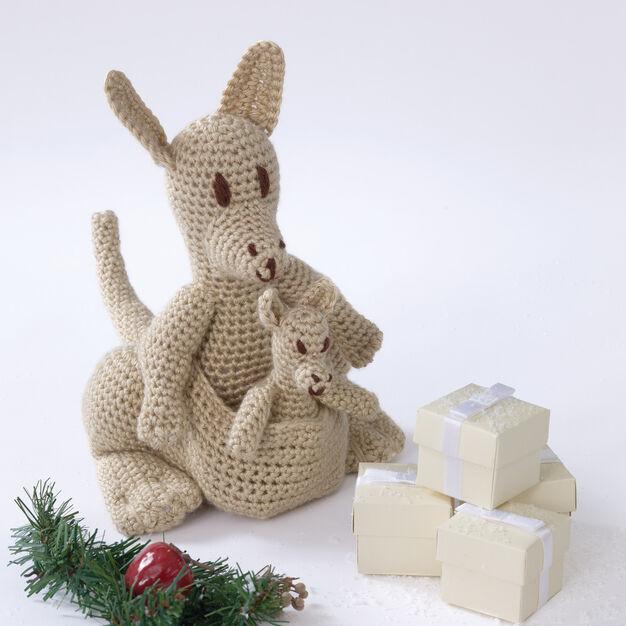 Caron Mama Kangaroo & Joey