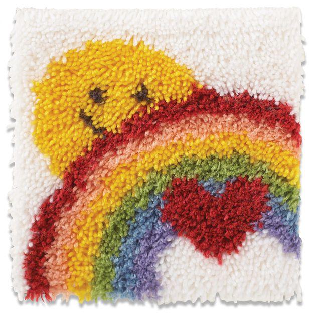 Wonderart Sunshine Rainbow Kit 12 X 12 in color