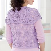Go to Product: Aunt Lydia's Lovely Lace Vest, S in color