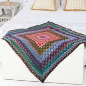 Go to Product: Red Heart Granny's Treasure Throw in color