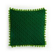 Go to Product: Caron Lattice Crochet Pillow​ in color