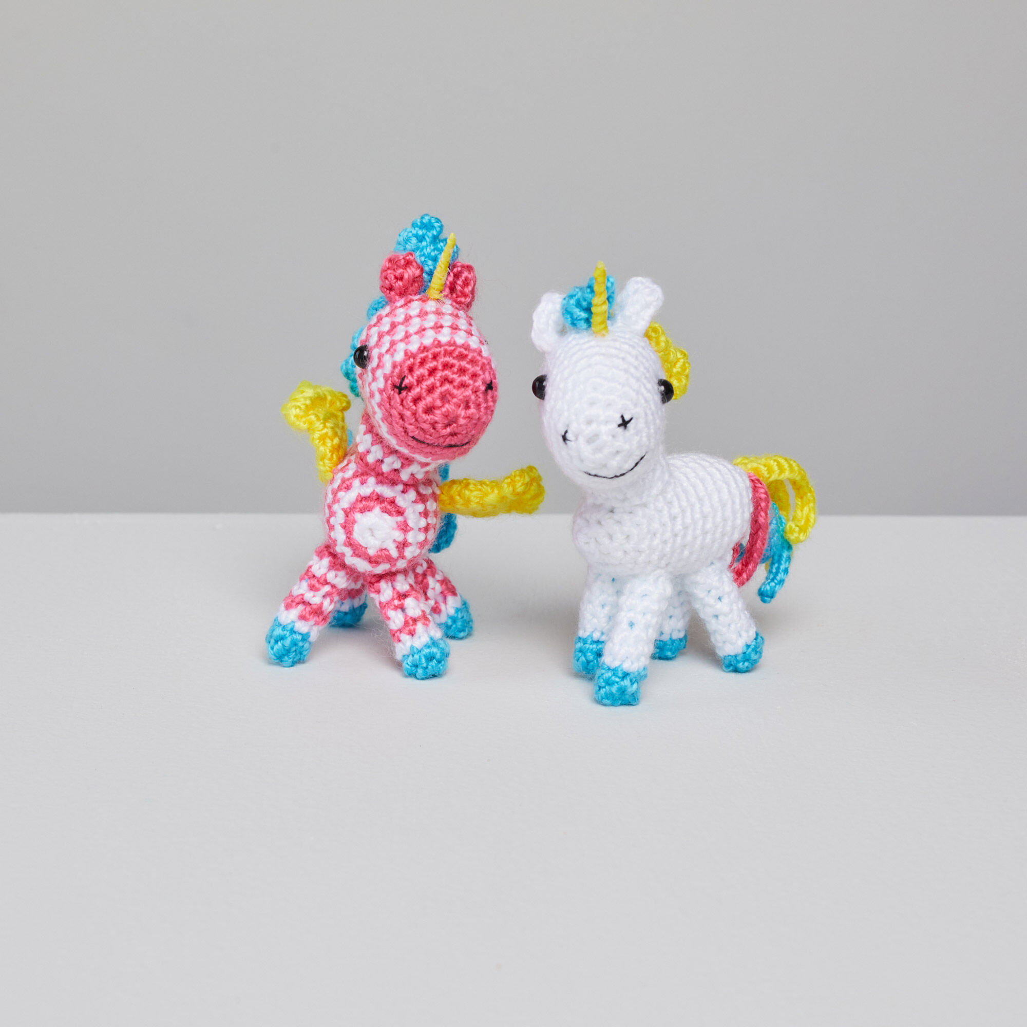 Free Crochet Pattern for Twinkle the Unicorn ⋆ Crochet Kingdom | 2000x2000