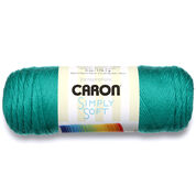 Go to Product: Caron Simply Soft Yarn in color Cool Green
