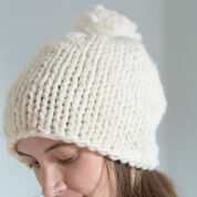 Go to Product: Red Heart Latte Classico Hat in color