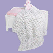 Go to Product: Red Heart Ribbed Baby Blanket in color